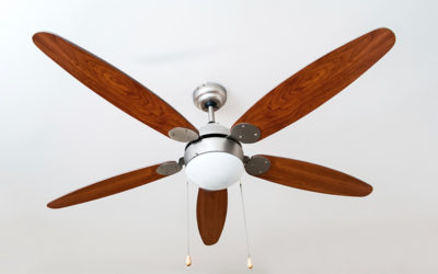 4 Benefits of a Ceiling Fan Installation in Your Charlotte Home